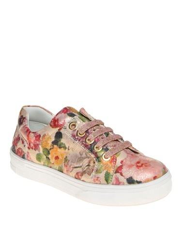 Pink&Orange Yürüyüş Ayakkabısı Pembe